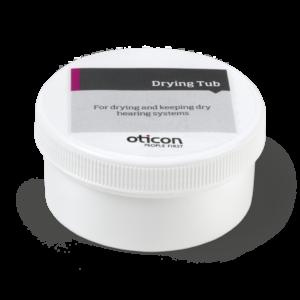 Oticon Hearing Aid Drying Tub